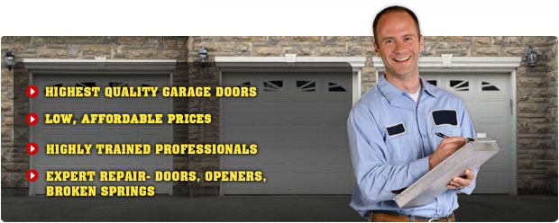 Detroit Overhead Garage Door Repair