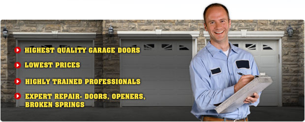 Linden Garage Door Repair